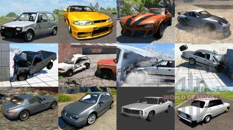 Особенности игры BeamNG Drive