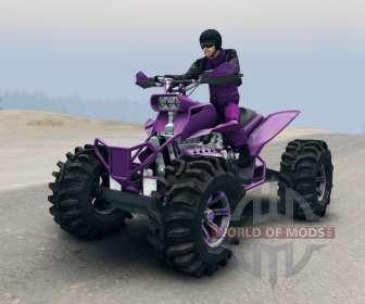 Мотоциклы для Spin Tires