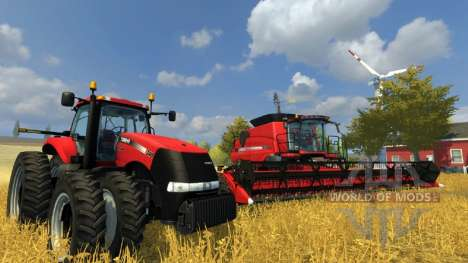 Farming Simulator 2013 онлайн