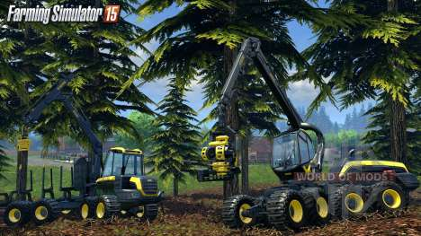 Farming Simulator 15 по сети