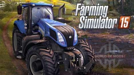 Farming Simulator 2015: симулятор фермера