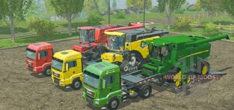 Моды для Farming Simulator 2015