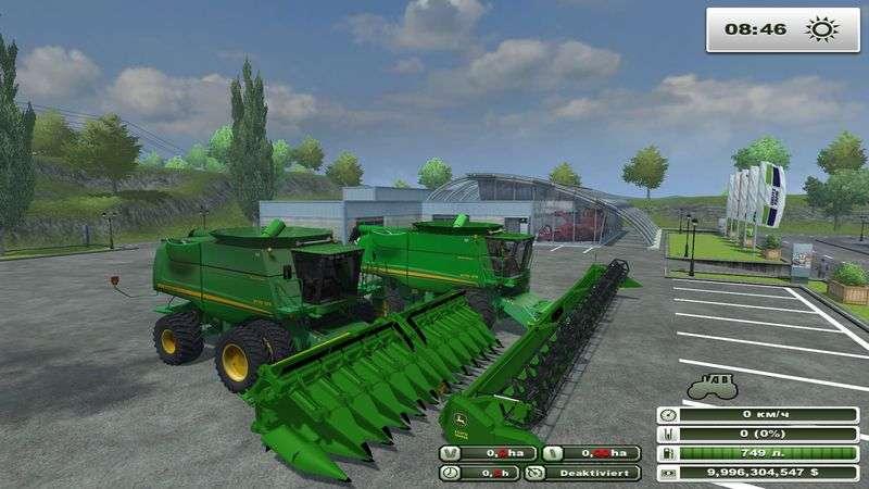 как убрать дерево около поля в игре крестьянин симулятор 2013