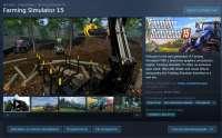 Farming Simulator 2015 в Steam