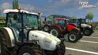 Farming Simulator 2013 по сети