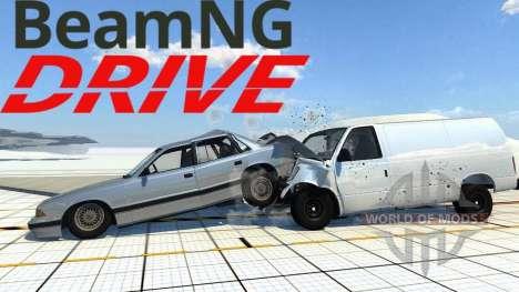 Системные требования BeamNG Drive