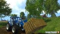 Фронтальный погрузчик - фото Farming Simulator 2015