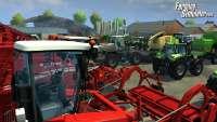 Разнообразная фермерская техника - скриншот FS 2013
