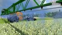 Отличный скриншот из игры Farming Simulator 2013