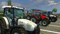 Тракторы в Farming Simulator 2013 - картинка из игры