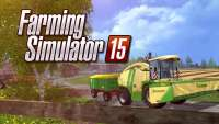 Скриншот из трейлера Farming Simulator 2015