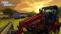 Красивый заказ на скриншоте Farming Simulator 2013
