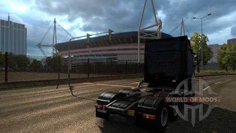 Русские карты Euro Truck Simulator 2