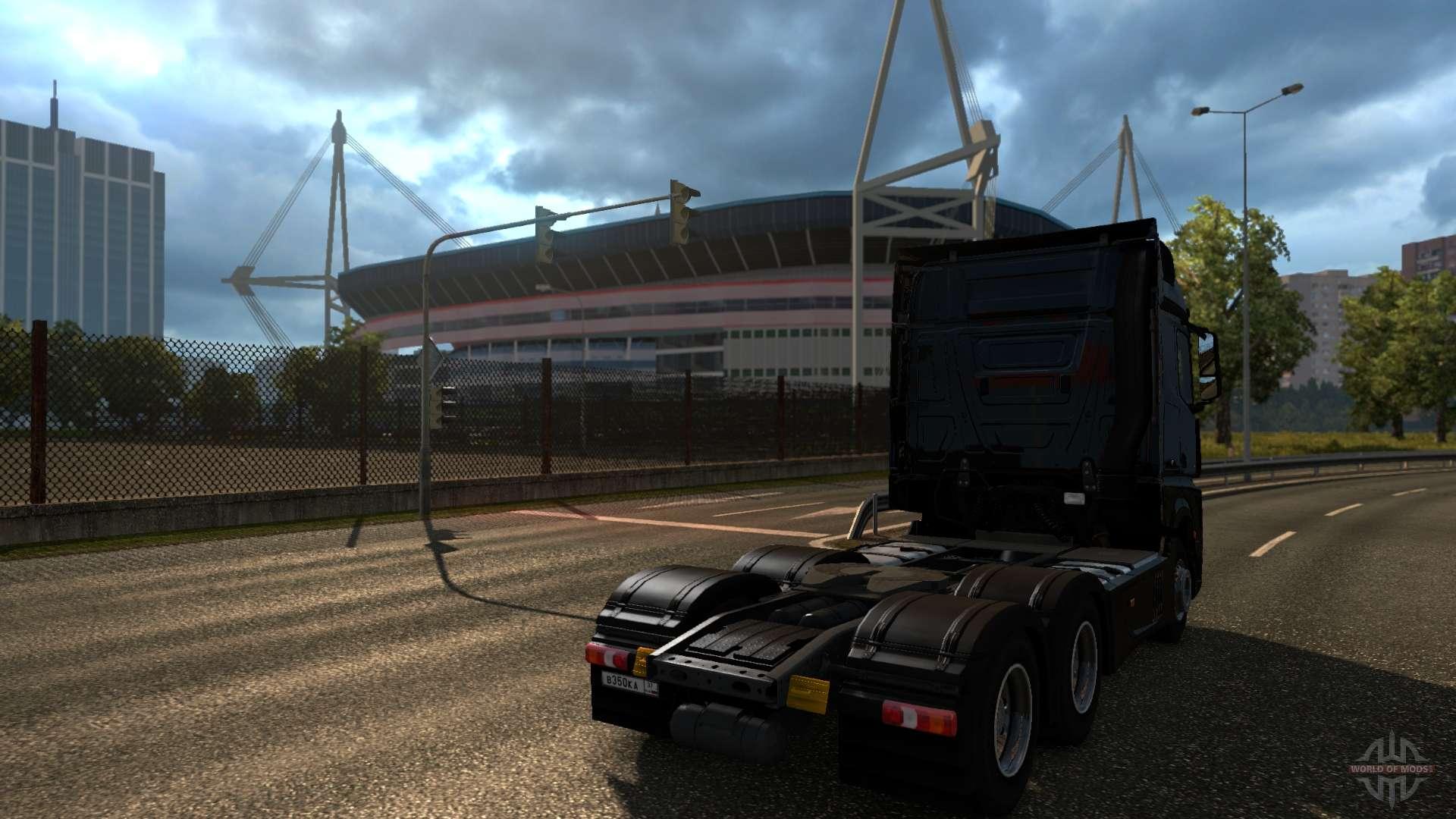 Где скачать и как установить euro truck simulator 2 rus торрентом.