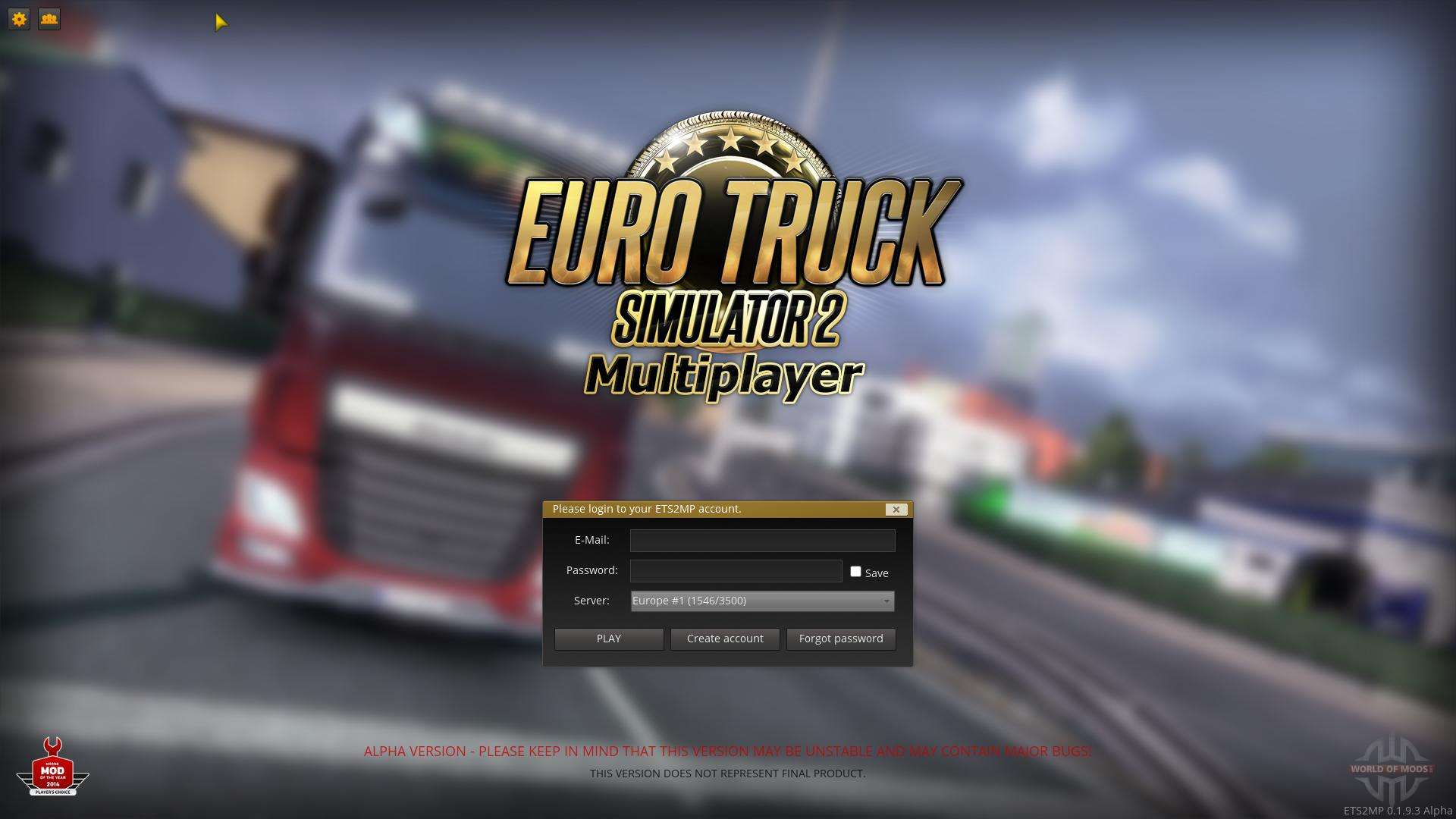 Euro truck simulator 2 multiplayer alpha (мультиплеер) скачать.