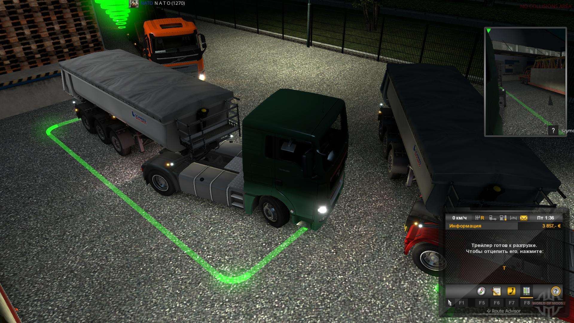 Главная страница euro truck simulator 2 multiplayer.
