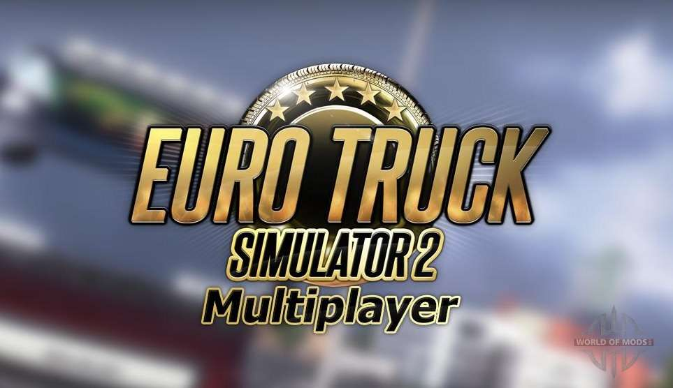 Скачать Игру Euro Truck Simulator Multiplayer 2 img-1