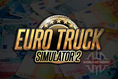 Euro Truck Simulator 2 - Деньги