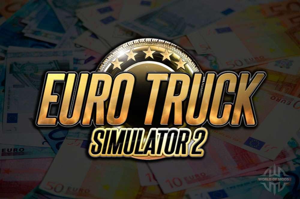 скачать игру euro truck simulator 2 читы на деньги