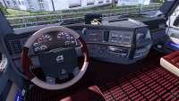Интерьеры Euro Truck Simulator 2