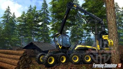 Обновление для Farming Simulator 2015