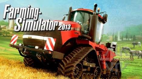 Обновление для Farming Simulator 2013