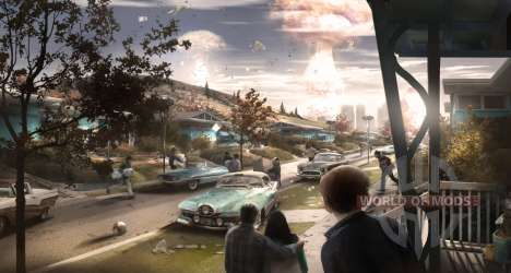 Fallout 4 Trailers