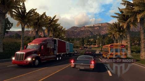 Новое в American Truck Simulator