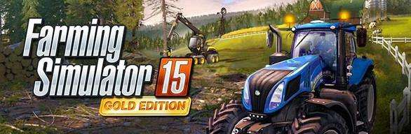 Золотое издание Farming Simulator 15