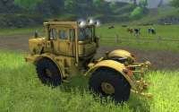 Трактор в Farming Simulator 2013