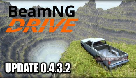 BeamNG.Drive 0.4.3.2