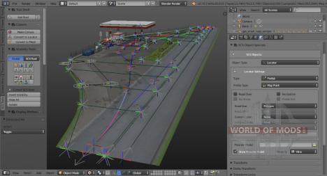 Новые возможности Blender Tools 1.0