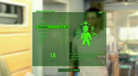 система special в Fallout 4