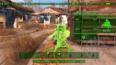 Безопасность вашего дома в Fallout 4 прежде всего