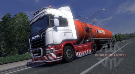 Вы собираетесь превратить Euro Truck Simulator 2 в онлайн игру?