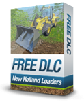 FREE DLC - New Holland Loaders