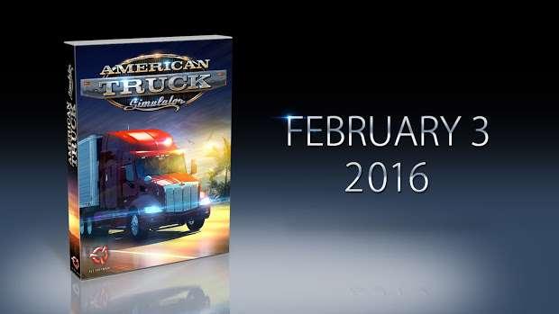 Дата релиза American Truck Simulator