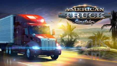 DLC American Truck Simulator