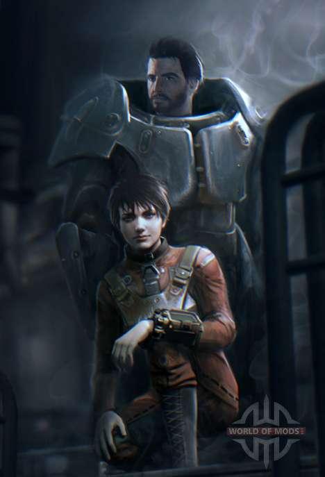 Fallout 4 от shalizeh