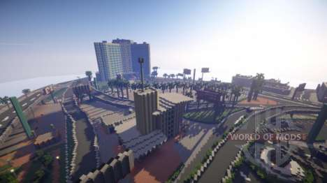 GTA 5 в Minecraft