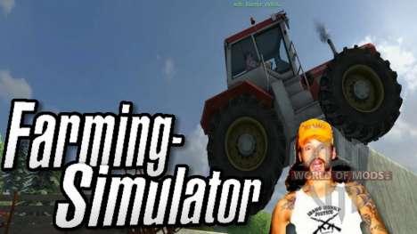 Смешные моменты Farming Simulator 2013