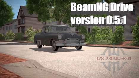 BeamNG Drive version 0.5.1