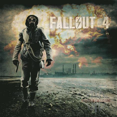 Fallout 4 фан арт