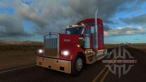 Kenworth W900 вскоре будет добавлен в игру