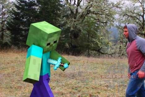 Фильм Minecraft