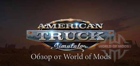 American Truck Simulator обзор