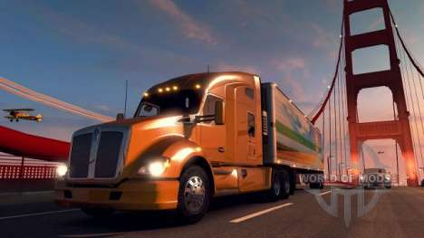 Трейнеры American Truck Simulator