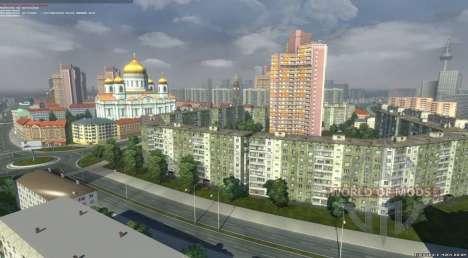 Русские моды для American Truck Simulator