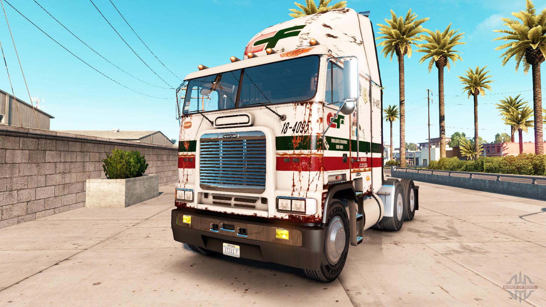 100% save game + free cam ats american truck simulator mod | ats mod.