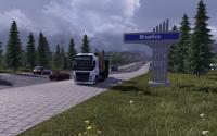 Русские карты для American Truck Simulator